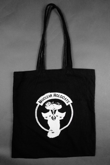 "Totebag ""Nuclear Holocats"""