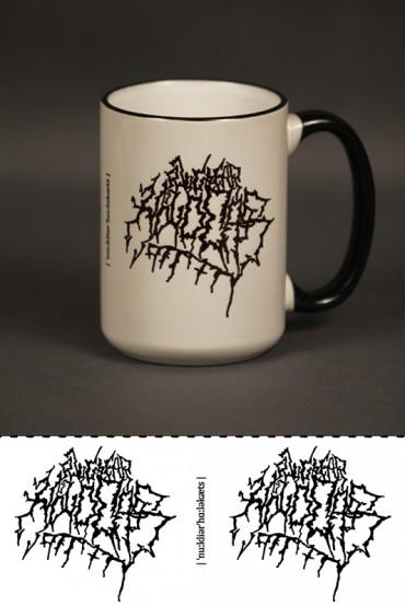 """Mug """"Phonetic Holocats""""0,4l"""
