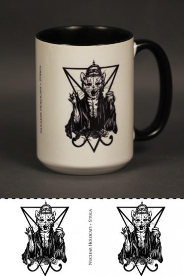"Mug ""Unholy by Striga"" 0,4l"