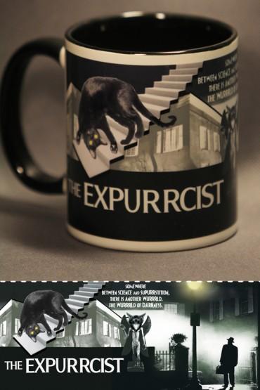 """Mug """"Expurrcist"""""""