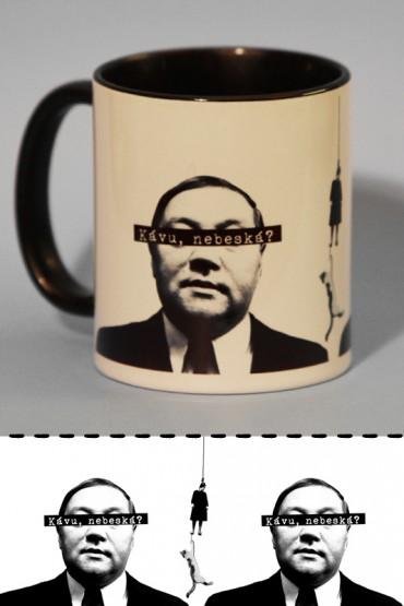 """Mug """"Kávu Nebeská?"""" 0,3l"""
