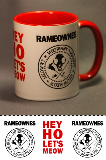 "Hrnek ""Rameownes"""