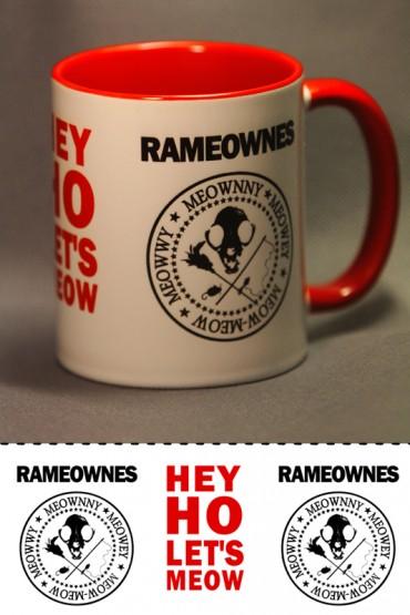 "Mug ""Rameownes"""